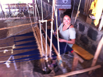 Bel at the Loom of Fate in the Entos Eyesu Monastery