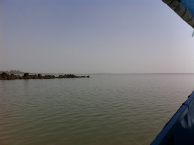 On Lake Tana