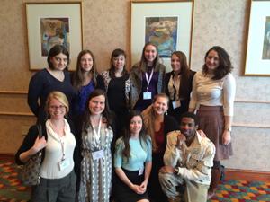 Cohort group photo
