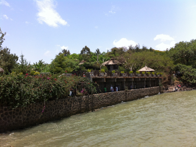 Kuriftu Resort in Bahir Dar!