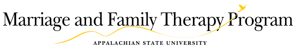 Marriage and Family Therapy program logo