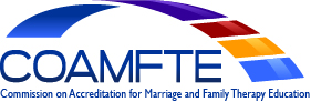 Commission on Accreditation for Marriage and Family Therapy Education logo